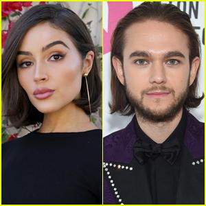 Olivia Culpo & Zedd Spark Romance Rumors at Coachella 2019