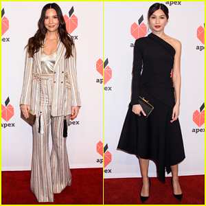 Olivia Munn & Gemma Chan Get Honored at Apex for Youth's Inspiration Awards Gala 2019!