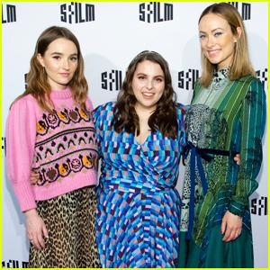 Olivia Wilde, Beanie Feldstein & Kaitlyn Dever Bring 'Booksmart' to San Francisco Film Fest