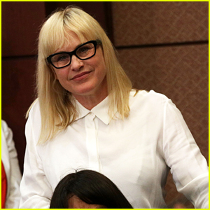Patricia Arquette Pushes for Women's Rights in Washington, D.C.