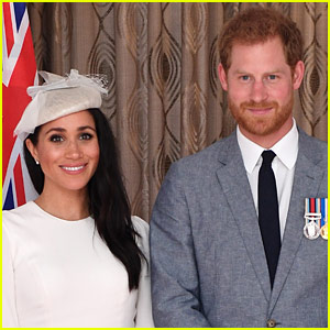 Prince Harry & Meghan Markle Release Statement About Birth Plan for Royal Baby