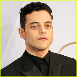 Rami Malek Teases 'Bond 25' Villain After Officially Joining Cast!