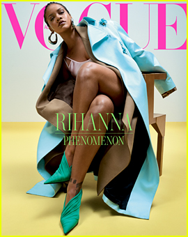 Rihanna Strikes a Pose for 'Vogue Australia' - See the Pics!