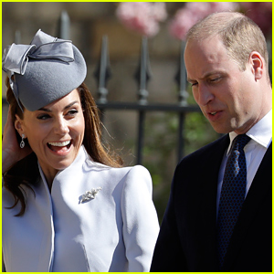 Video of Prince Harry, Prince William, & Duchess Kate Middleton Seems to Squash Feud Rumors