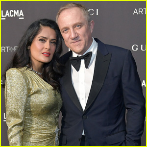 Salma Hayek's Husband Francois-Henri Pinault Donates Over $100 Million to Rebuilding of Notre Dame