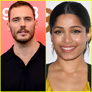 Sam Claflin & Freida Pinto to Star in 'Love, Wedding, Repeat'!