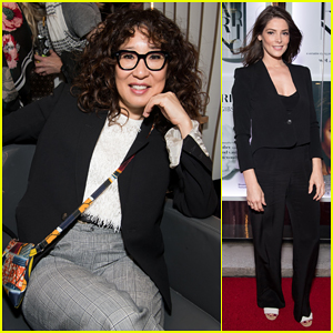 Sandra Oh & Ashley Greene Celebrate Starring By Ted Gibson Salon Opening!
