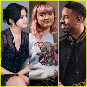 Selena Gomez, Michael B. Jordan, & Maisie Williams Share Inspiring Words in Coach's 'Dream It Real' Podcast