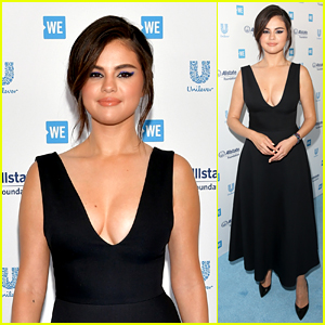 Selena Gomez Strikes a Pose at WE Day California 2019!