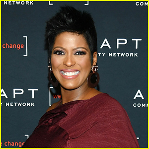 Tamron Hall, 48, Gives Birth to First Child Moses