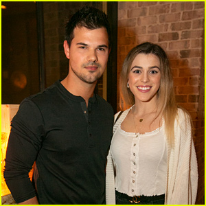 Taylor Lautner & Girlfriend Tay Dome Wine & Dine in San Diego