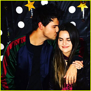 Taylor Lautner Reacts to Sister Makena's Engagement: 'One of the Biggest Moments of my Life'