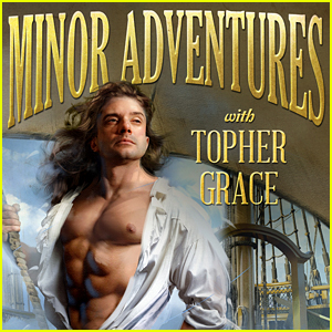 Topher Grace Reveals What Makes His Podcast Different & Original (Exclusive Interview)