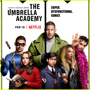 'Umbrella Academy' Renewed for Second Season on Netflix!