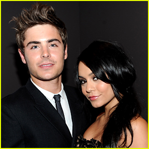 Vanessa Hudgens Opens Up About Zac Efron Relationship