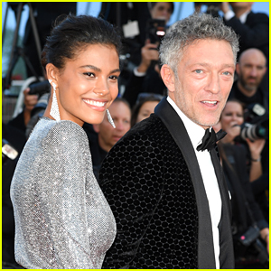 Vincent Cassel & Wife Tina Kunakey Welcome a Baby Girl!