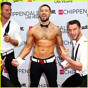 Jersey Shore's Vinny Guadagnino Shows Off His Buff Bod at Chippendales!