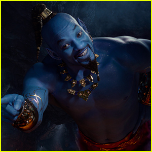 Will Smith Responds to Blue Genie Backlash in 'Aladdin'