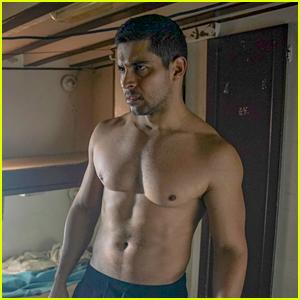 Wilmer Valderrama Bares Buff Body in 'NCIS' Shirtless Scene!