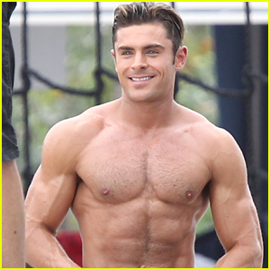 Zac Efron Says His 'Baywatch' Body Was Too Big & Unrealistic