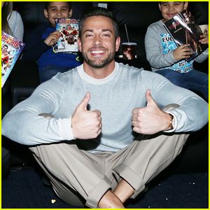 Zachary Levi Teams Up with Lollipop Theater Network for 'Shazam!' Screening