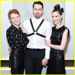 Zoe Levin & Brendan Scannell Host 'Bonding' Screening With Creator Rightor Doyle