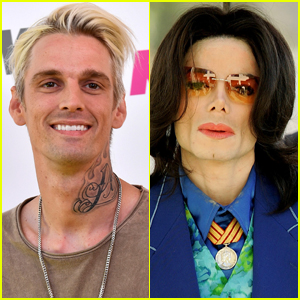 Aaron Carter Says Michael Jackson Did One Thing That Was 'A Little Bit Inappropriate'