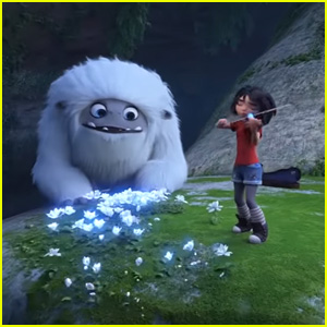 The Full Trailer For Dreamworks' 'Abominable' Is Here - Watch Now!