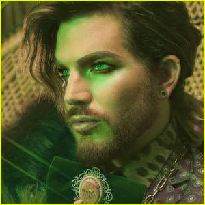 Adam Lambert Announces New Single 'New Eyes'!