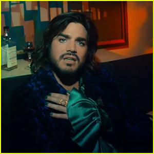 Adam Lambert Returns With New Single 'New Eyes' - Watch Music Video Here!