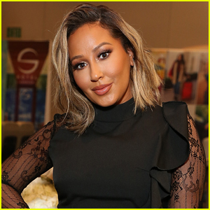 Adrienne Bailon Says She Fine Being a 'D-List Celebrity' (VIDEO)