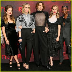 'AHS: Apocalypse' Cast Attend Emmy FYC Event!