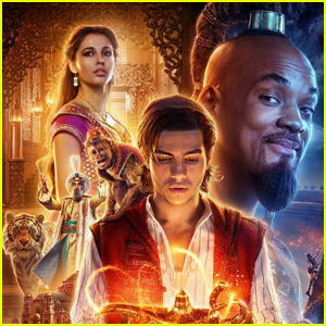 There Was A Major Reunion at the 'Aladdin' Premiere Last Night!