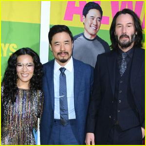 Ali Wong, Randall Park, & Keanu Reeves Attend 'Always Be My Maybe' Premiere!
