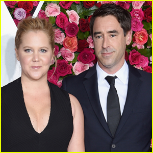 Amy Schumer & Chris Fischer Reveal Son's Name!