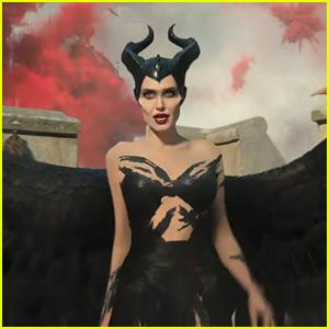 Angelina Jolie Is So Fierce in 'Maleficent 2' Teaser Trailer!