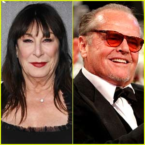 Anjelica Huston Might Have Just Made a Racy Confession About Her Ex Jack Nicholson