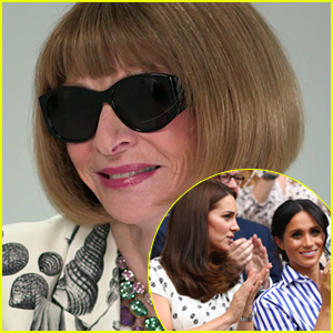Anna Wintour Wants Meghan Markle & Kate Middleton to Come to the Met Gala!