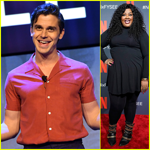 Antoni Porowski Helps Netflix Announce New Programming During FYSEE Food Day!