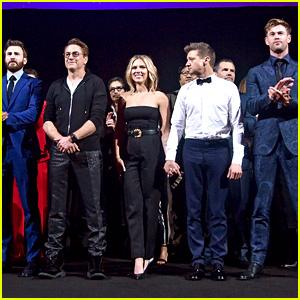 'Avengers: Endgame' Beats $2 Billion Box Office Record!