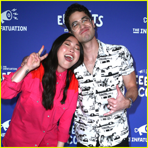 Awkwafina & Darren Criss Join Forces for EEEEEatsCon 2019!