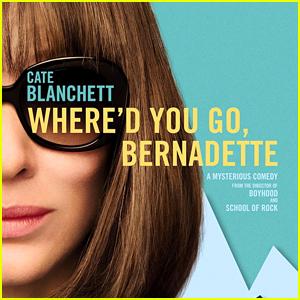 Cate Blanchett Stars in 'Where'd You Go, Bernadette' - Watch the Trailer!