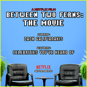 Zach Galifianakis Announces 'Between Two Ferns: The Movie'