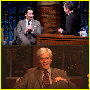 Bill Hader Finally Met 'Dateline's Keith Morrison: 'I Was Freaking Out'!