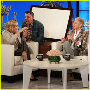 Blake Shelton Gets Revenge On Julie Bowen During 'Ellen' Prank - Watch Here!