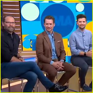 The Men of 'Big Little Lies' Open Up About Season 2 - Watch!