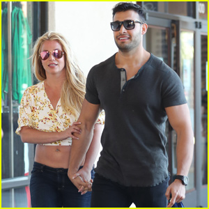 Britney Spears Speaks Out About Future Performances While Shopping With Sam Asghari