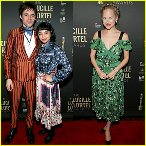 Broadway Stars Step Out for Lucille Lortel Awards, Honoring the Best of Off-Broadway!