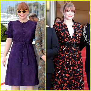 Bryce Dallas Howard Is Wearing Only Previously Owned Clothes at the Cannes Film Festival
