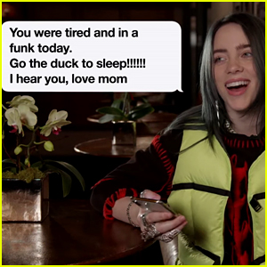 Watch Celebs Read Actual Texts from Their Moms (Video)
